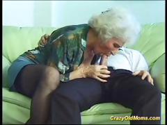 Crazy old mom gets fucked hard tube porn video