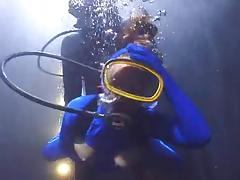 Rough Scuba Fuck In Spandex - Part 2 tube porn video