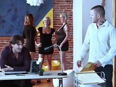 Kayden Kross enjoys passionate sex in hardcore reality video tube porn video