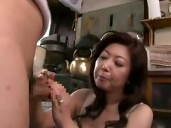 It's The Difference And My Aunt's Ass! Ayano Murasaki tube porn video