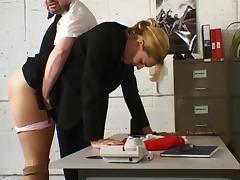 police tube porn video