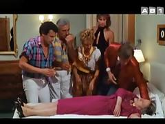 Valerie Allain,Isabelle Mergault,Annie Jouzier in Club De Rencontres (1987) tube porn video