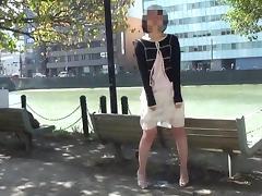 Close Up Public Jap Panty Wetting tube porn video