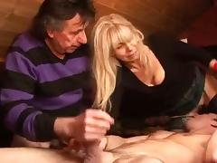 Bi french amateur tube porn video