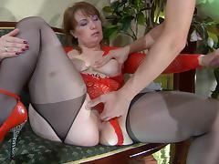StunningMatures Video: Flo and Benjamin tube porn video