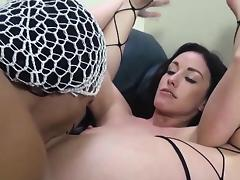 Pornstar fucks black cock tube porn video