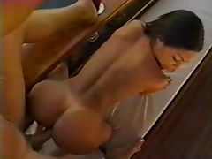 Beautiful Brazillian Angel tube porn video