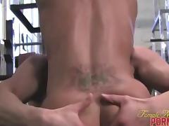 Bella 02 - Female Bodybuilder tube porn video