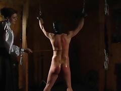 slut harmonious caning control tube porn video