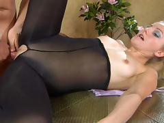 PantyhoseJobs Movie: Judith and Clifford A tube porn video