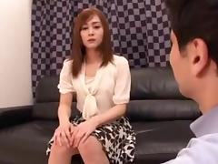 Showing A Bone To Japanese Amateur tube porn video