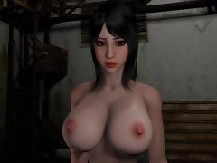 Kyoufu No Doku Kyoushi Bijin Joshi Buinreipu Shidou 3D tube porn video