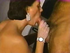 Short Hair MILF Glove Handjob tube porn video