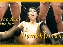 Susan Ayne in HD Pissing Video Nymph()mania tube porn video