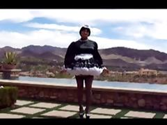 A French Maid tube porn video