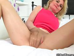 British grannies going wild in tights tube porn video