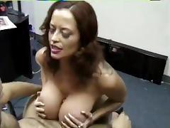 Donita long nails titjob and suck tube porn video