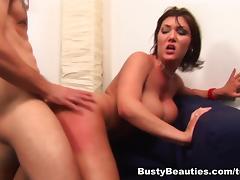 Claire Dames in Cream Pie Blowout #2 tube porn video