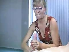 Milf Wants Young Guy\'s Load Across Her Face tube porn video