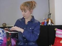 Pamela Mann Strawberry Tights tube porn video