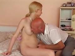 Skinny German Girl With Old Men tube porn video