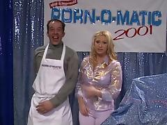 KYLIE IRELAND: #39 Porn-O-Matic 2001 tube porn video