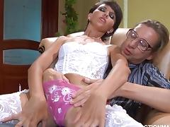 Russian sex video 49 tube porn video