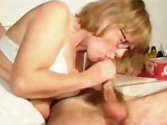 When aGranny Escort Blonde become a Toy for orgies tube porn video