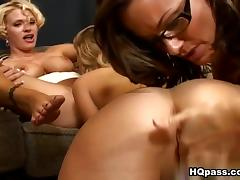 Brianna Ray, Kristen Cameron, Teagan in A closer look Video tube porn video