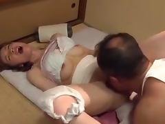Secretly Kiss Deeply Fuck Friend of Hubby Affair tube porn video