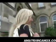 Blonde german milf loves anal tube porn video