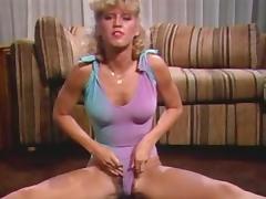 Aerobics Workout - Jerk Off Encouragement - JOE tube porn video