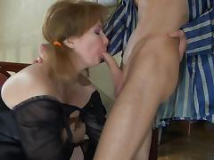 RARE Thick bbw milf beautiful boy anal 2 tube porn video