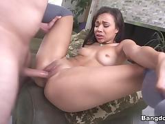 Skyler Nicole in Adrian Maya Gets Banged Up! Video tube porn video