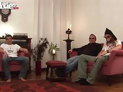 FUN MOVIES Gangbanging Granny tube porn video