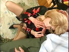 Russian mature M.S.C. #011 - Tira tube porn video