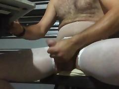 Love this nylon combo tube porn video