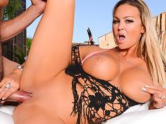 Abbey Brooks & Karlo Karrera in Neighbor Affair tube porn video