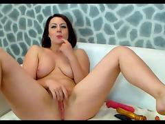 Webcam series - Curvy Russian body tube porn video