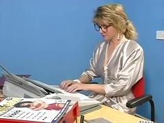 Vintage British Sam tube porn video