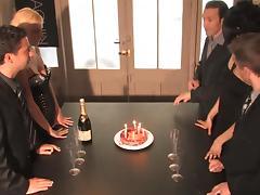 LIZA DEL SIERRA: #21 Orgies Bourgeoises A Paris sc.2 tube porn video