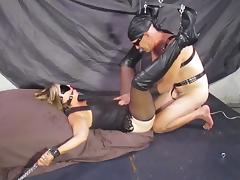 SEXY WIFE BOUND AND GAGGED tube porn video