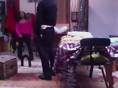Kat Slim Using a Hidden Cam to Show Nikki Fucking a Rabbai tube porn video