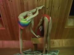 Flexi Girls tube porn video