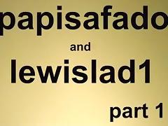 BALLS UNFATHOMABLE FUCK OF XTUBE USER LEWISLAD1 BY PAPISAFADO tube porn video