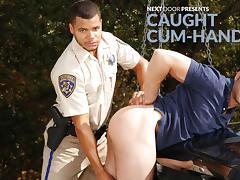 Caught Cum-Handed XXX Video tube porn video