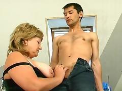 Russian mature Louisa tube porn video