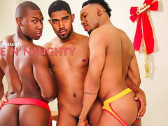 XL & Diaon Starr & Damian Brooks in Nice 'n' Naughty XXX Video tube porn video