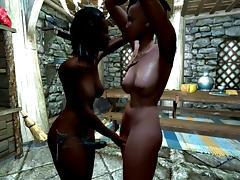 Skyrim: Puppet Master Mod tube porn video