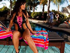 Lisa Ann In Butts 101, Scene 2 tube porn video